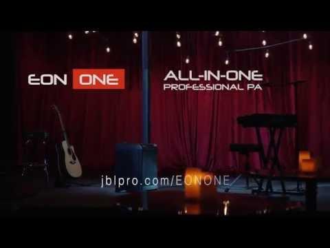 Meet JBL EON ONE - YouTube