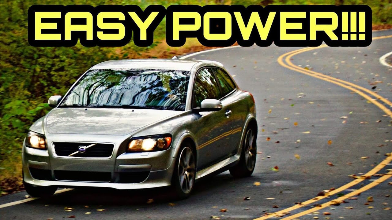 Performance Software Tuning Our Volvo C30 Civic Type R Slayer Was Easy And Made A Huge Difference