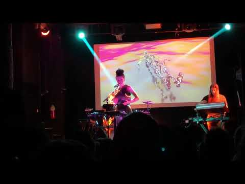 Kimbra - Settle Down - Live at Trees, Dallas, TX