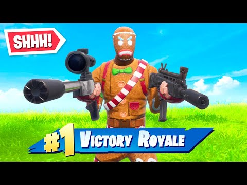 Using Silenced Guns ONLY to WIN!