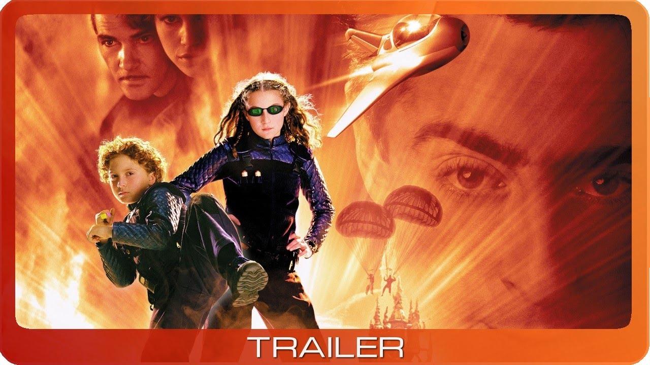 Spy Kids ≣ 2001 ≣ Trailer ≣ German | Deutsch