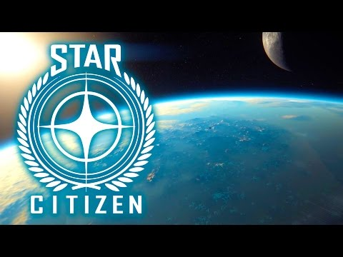 Star Citizen: Procedural Planets v2 (Official)