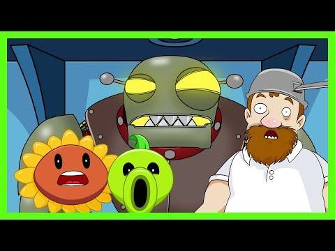 Plantas Vs Zombies Animado Capitulo 29,30,31 Completo ☀️Animación 2018