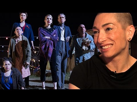 Naomi Grossman Reflects on Pepper's Shocking Backstory  toofab