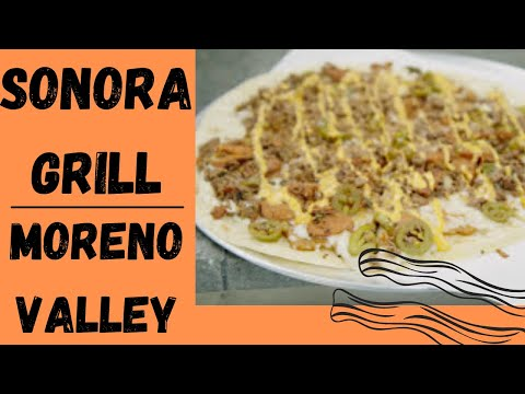Sonora Grill in Moreno Valley