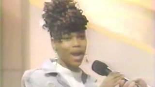 La Toya Jackson on The Phil Donahue Show 1991