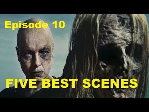 The Walking Dead Season 9 Episode 10 - FIVE BEST SCENES