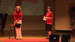 Caring for our aging parents and ourselves: Jane Everson and Frances Hall at TEDxHickory