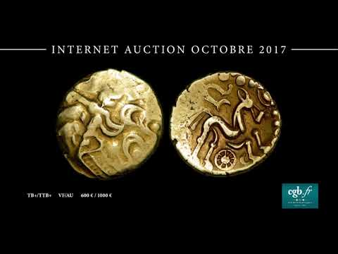 CGB Numismatique Internet Auction - 31 octobre 2017.