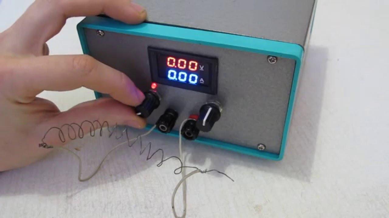 Лабораторный блок питания своими руками 1,3-30В 0-5А