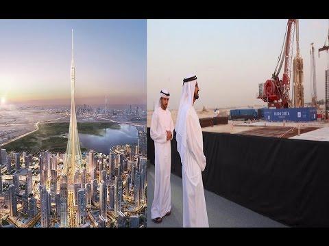 Dubai Kicks Off Construction of World's Tallest Building—Again (1200m)