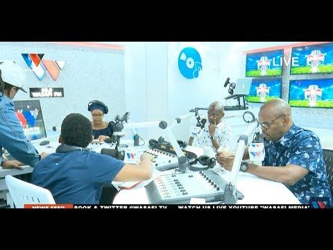 #LIVE : SPORTS ARENA NDANI YA WASAFI FM 88.9  (JAN 20, 2020)