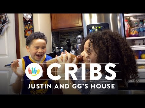 Justin and GG's House | HiHo Cribs | HiHo Kids