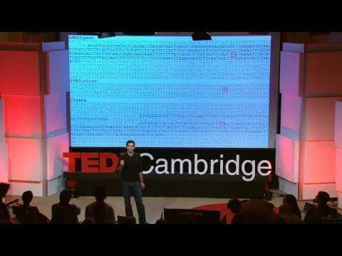 Decoding a Genomic Revolution: Manolis Kellis at TEDxCambridge 2013