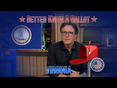 """Virginia, Confused About Voting In The 2020 Election? """"Better Know A Ballot"""" Is Here To Help!"""