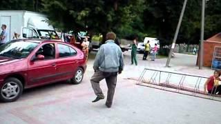 """""""miota nim jak szatan"""" Tancerz z Turska"""