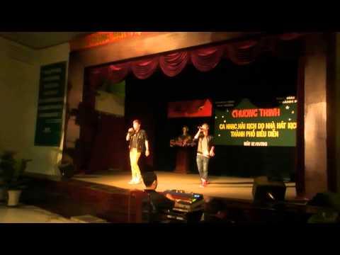 nhom P.O.T dien tai trung tam caoi nghien NHI XUAN 2/1/2013