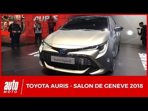 Salon de Genève 2018 - Toyota Auris Hybrid III