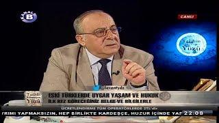 Tarihin Bilinmeyen Yüzü 01.07.2017   Cengiz Özakıncı   Eski Türklerde Uygar Yaşam ve Hukuk