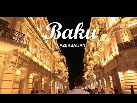 Baku, Azerbaijan | Why We Love Baku! | Baku Travel Vlog #34