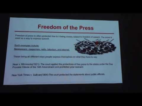 AP Government Review - Civil Liberties & Civil Rights