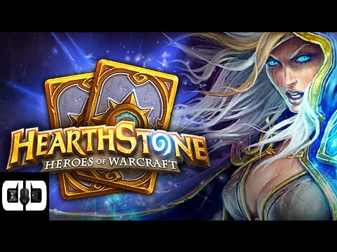Hearthstone 101 with Mrs Deficit