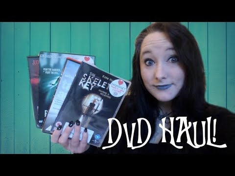 🎬 A Rather Random DVD Haul!🎬  (November 2016) | Amy McLean
