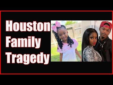 10 Year Old Girl Played Dead After Her Family is Shot in Houston