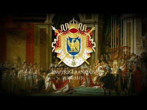 "First French Empire (1804–1815) Music of the Coronation of Napoleon I ""Marche du Sacre de Napoleon"""