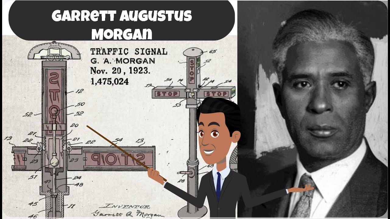 Insightful Classroom Series - Scientist - Inventors  - Part 2 - Garrett Morgan - (Black History)