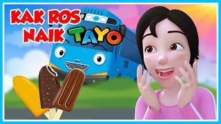 KAK ROS ICE CREAM SALE RIDE TAYO!! THE MOST...
