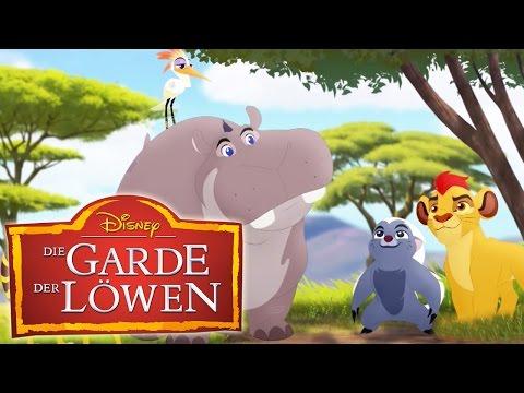 Vogel der 1000 Stimmen ♫ Songs von Die Garde der Löwen   Disney Junior Musik