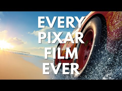 Thumbnail: Pixar Movie Evolution (Toy Story to Coco) with Cars 3 Trailer