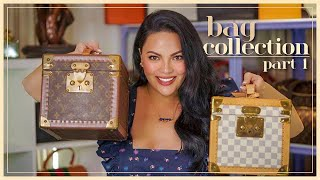 Part 1: MY BAG COLLECTION! | Kristina KC Concepcion