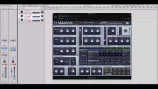 NI Massive - Phase Modulation Alternate Tunings
