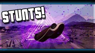 THE MOST INSANE GTA 5 STUNT MONTAGE!