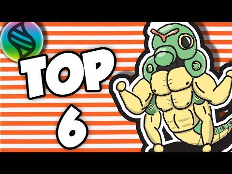 Top 6- Pokémon Que NECESITAN Mega Evolución