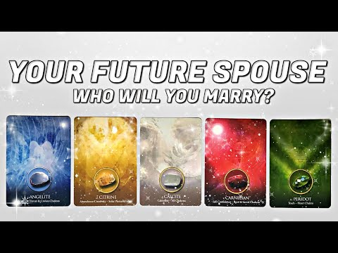 Your Future Spouse 💍 (Pick a Card) Who Will You Marry? 🔮 VERY DETAILED!