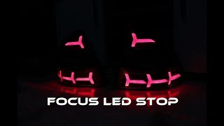 Ford Focus Lambo Style Led Stop