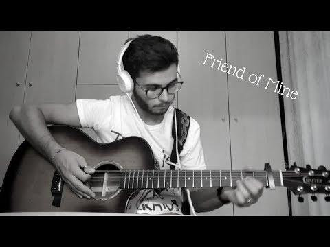 Friend Of Mine Chords - Avicii (Guitar Cover by Mattia Passuello)