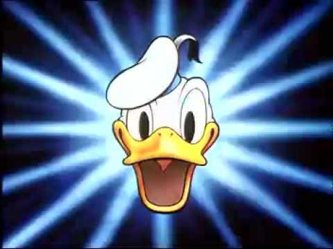 Walt Disney - Donald Duck - Clown of the Jungle - The Aracuan Bird
