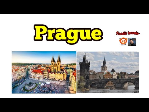 Prague/Prague city/capital city czech Republic /historical city/Prager Stadt/Город прага