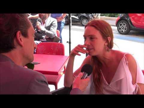 """Cannes 2017 : Rencontre avec Laetitia Dosch, pour le film """"Jeune femme"""""""