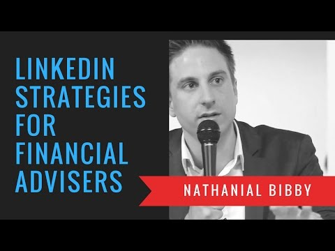 LinkedIn Strategies for Financial Advisers