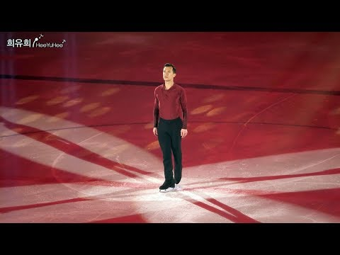 [4K60p] 2018 All That Skate (DAY1) Act. 2 Patrick CHAN EX - Hallelujah (by Jeff Buckley)