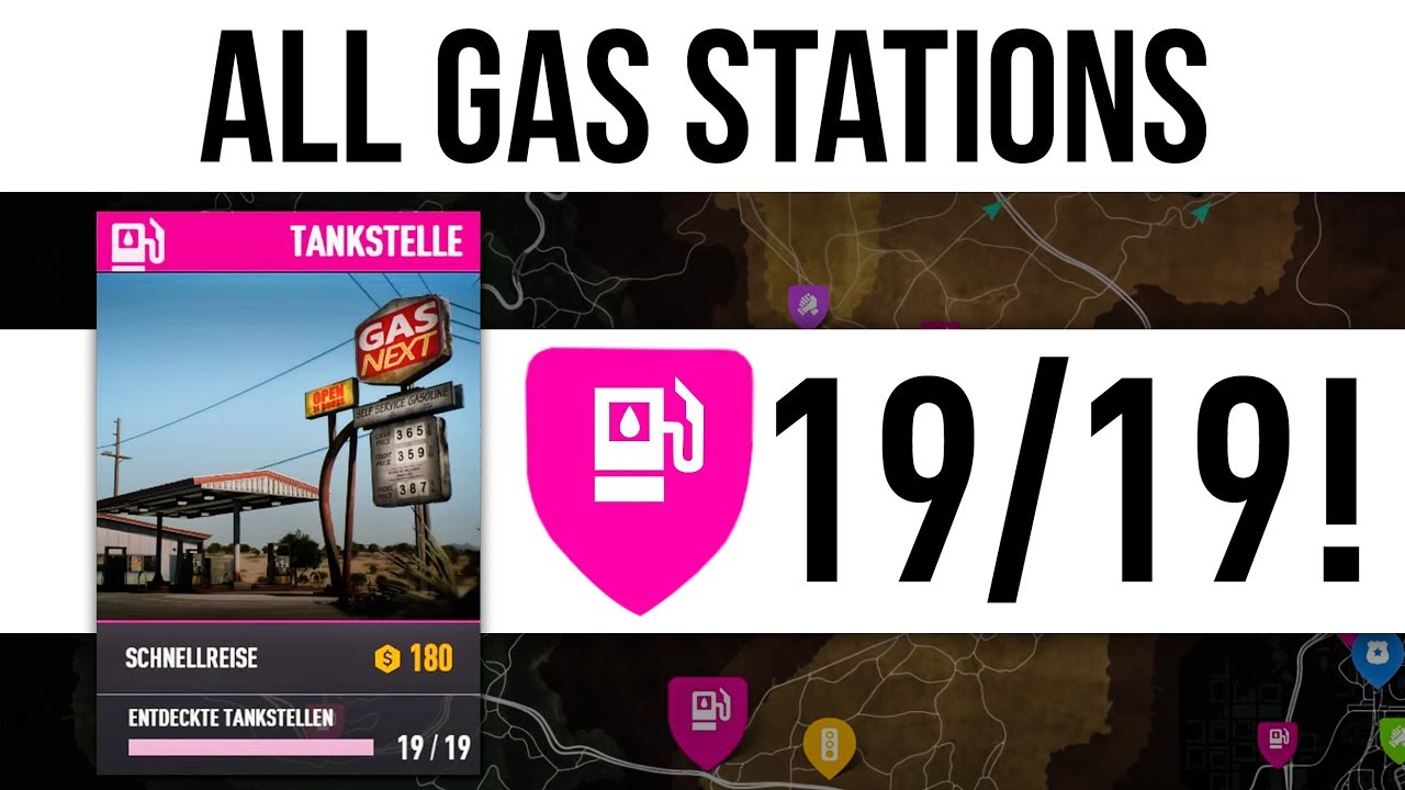 All 19 Gas Stations Nfs Payback Youtube