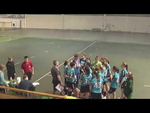 II этап (межрегиональный) Всероссийских соревнований. Девушки до 16 лет. Зона ПФО. 3-й день