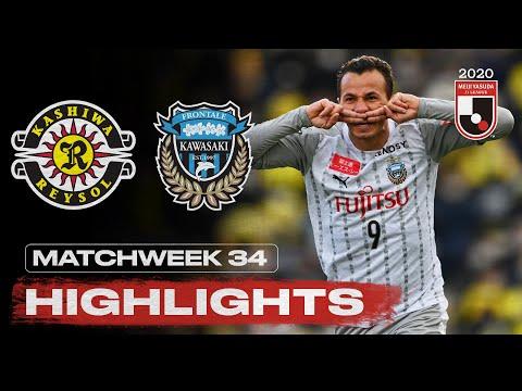 Kashiwa Kawasaki Frontale Goals And Highlights