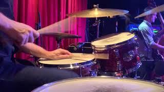 Mark Raudabaugh-drums (w/Ethan Jodziewicz and Aaron Walters)