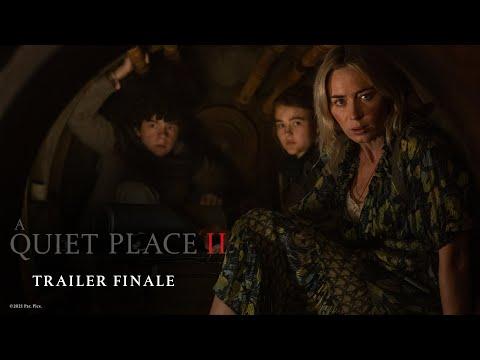 A Quiet Place II - Trailer Finale Italiano - Dal 24 giugno al cinema
